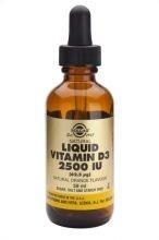 Solger Vitamin D3 Liquid 2500 IU