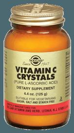 Solgar Vitamin C Crystals 125 Gram