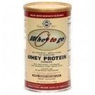 Solgar Whey To Go Protein Powder 1150 Gram Chocolate Flavour
