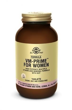 Solgar VM Prime For Women, 90 Tablets