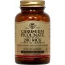 Solgar Chromium Picolinate GTF Yeast Free 200mcg 90 Capsules (Default)