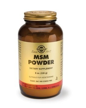 Solgar MSM Powder 226 Gram