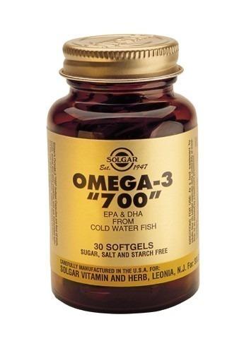 Solgar Omega-3 700 Softgels 120 Capsules